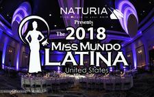 Miss Mundo Latina USA  logo