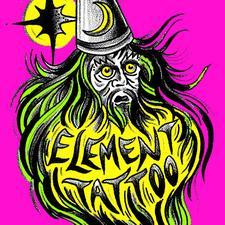 Element Tattoo Studio logo