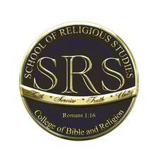 School of Religious Studies College of Bible Religion logo