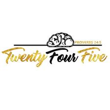 TwentyFourFive logo