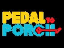 Pedal to Porch logo