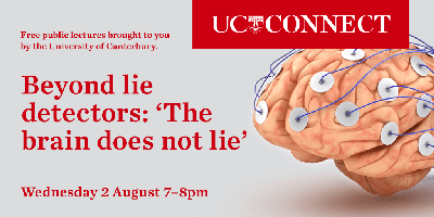 UC Connect: Beyond lie detectors: 'The brain does not...