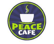 Peace Café  logo
