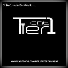 TIER 1 Entertainment. logo