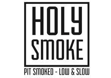 Holy Smoke  logo