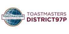 Toastmasters District 97P logo