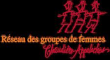 Réseau des groupes de femmes Chaudière-Appalaches logo