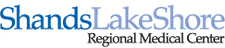 Shands Lake Shore logo