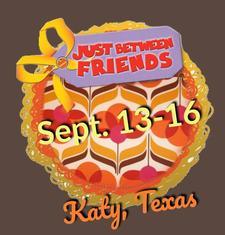 Just Between Friends of Katy, Texas logo