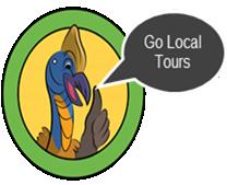 Go Local Tours logo