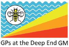Deep End GM, Deep End Y&H, Shared Health Foundation logo