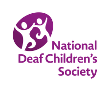 National Deaf Children's Society Training logo