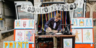 Sell your work and make a living in London with MiAL
