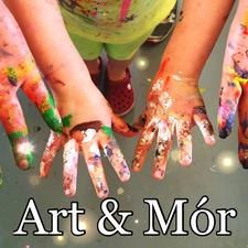 Art & Mór logo