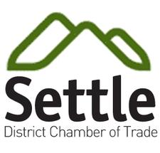 Settle and District Chamber of Trade logo