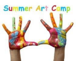 Blue Rooster Studio Kid's Art Camp- 8+