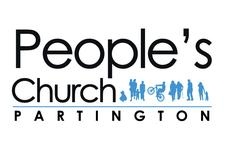 People's Church Partington logo