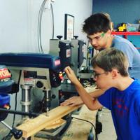 Tinkering Juniors (ages 6-10), session 2