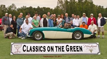 Classics on the Green European Car Show Registration On...