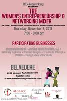 Women's Entrepreneurship & Networking Event