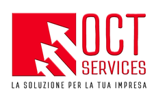OCT Services e OSO Eventi logo