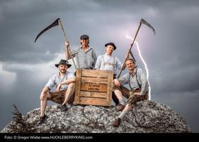Alpin Drums - Der Berg groovt - Aichach