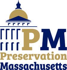 Preservation Massachusetts logo