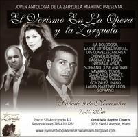 El Verismo en La Opera y La Zarzuela