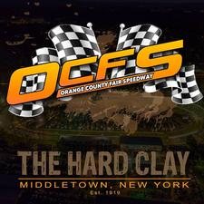 Orange County Fair Speedway logo