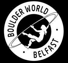 BoulderWorld Belfast Climbing Centre logo