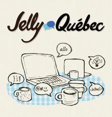 Jelly Québec logo