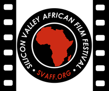 Silicon Valley African Film Festival (SVAFF) logo