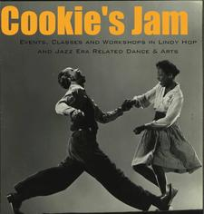 Cookie's Jam - Lindy Hop and Jazz Era Related Dance & Arts  logo