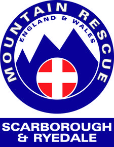 Scarborough & Ryedale Mountain Rescue Team logo