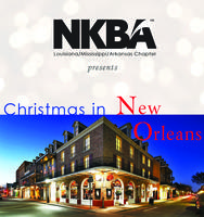 Celebrate Christmas in New Orleans with your NKBA Chapter