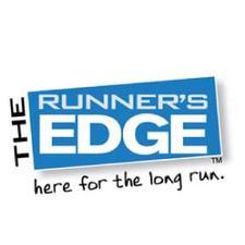The Runner's Edge logo