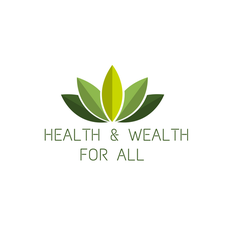 Health And Wealth For All logo