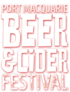 Port Macquarie Beer and Cider Festival logo