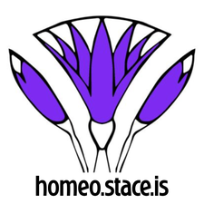 homeo.stace.is logo