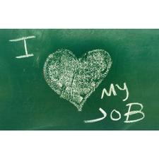 I ♥ My Job  logo