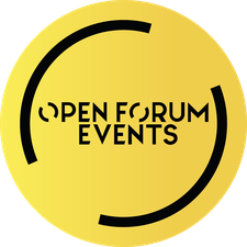 Open Forum Events logo