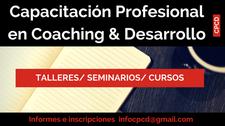 CPCD - Capacitación Profesional en Coaching & Desarrollo logo