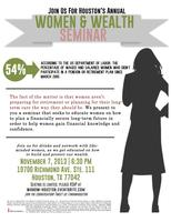 Women & Wealth Seminar