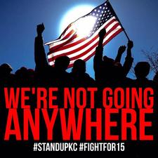 Stand Up KC logo