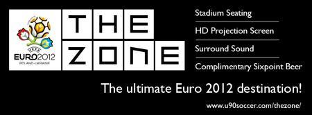 The Zone: New York's Ultimate Euro 2012...