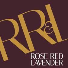 Rose Red & Lavender logo