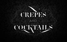 Crepes and Cocktails logo