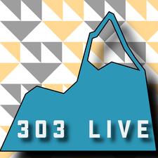 303 Live  logo