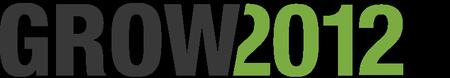 GROW2012: Sponsorships