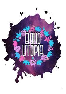 Boho Utopia Ltd logo